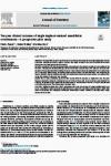 Klinische Studie von einzelnen implantatgetragenen Unterkieferprothesen (Englisch)