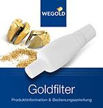 Bedienungsanleitung Goldfilter