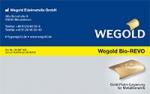 Dentallegierung Wegold Bio-REVO Verarbeitungsanleitung