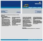 Dati tecnici Wegold saldatura dentale