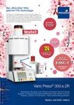 Zubler VarioPress 300.e ZR - Special